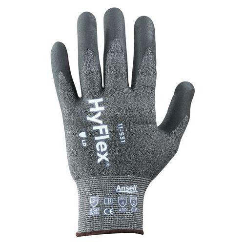 Pracovní rukavice Ansell HyFlex® 11-531 polomáčené v nitrilu, 12