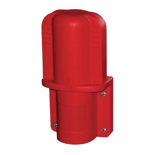 Plastový box na hasicí přístroj, 2 kg