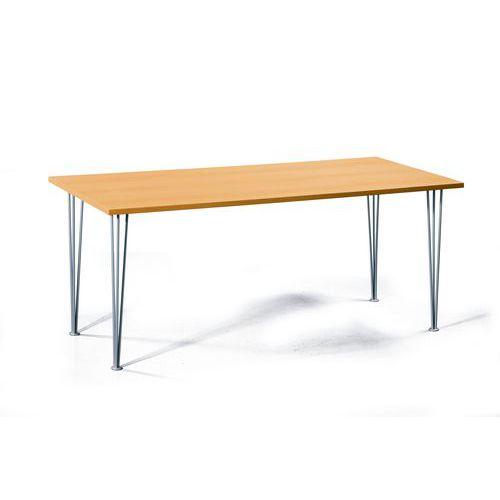 Jídelní stůl Lily, 120 x 80 x 73,5, dezén buk