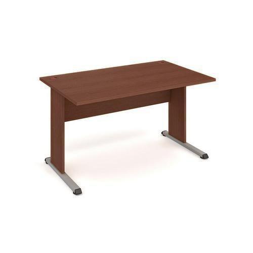 Kancelářský stůl Proxy, 140 x 80 x 75,5 cm, rovné provedení, dez