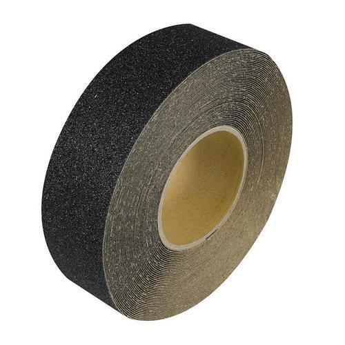 Protiskluzová podlahová páska, 18 m, černá