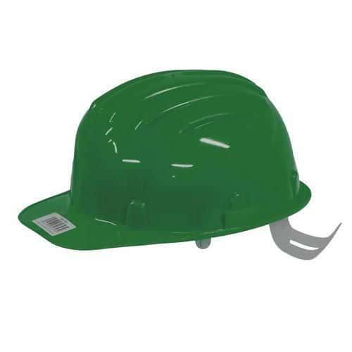 Ochranná přilba 4-bodová, zelená