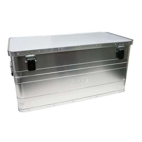 Hliníkový přepravní box, plech 0,8 mm, 90 l