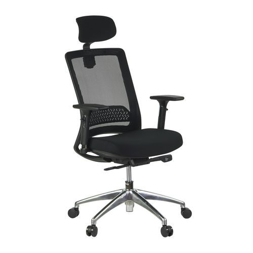 Kancelářská židle Julia, černá