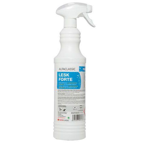 Čisticí prostředek Lesk Forte Premium, 800 ml, s rozprašovačem