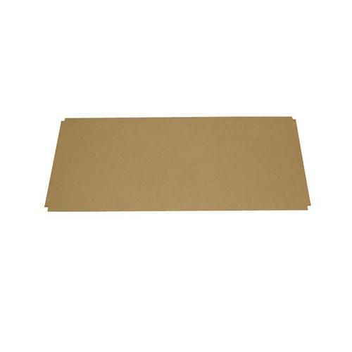 Deska na polici, dřevotříska, 100 x 80 cm