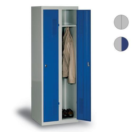 Montované šatní skříně DURO MONT, 2 oddíly