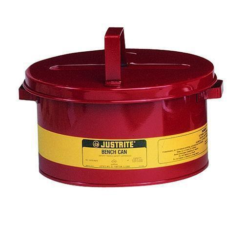 Bezpečnostní nádoba na rozpouštědla, červená, 3 kg