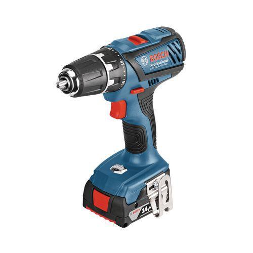 Aku vrtačka Bosch GSR 14,4-2-LI Plus Professional, 1 900 ot/min