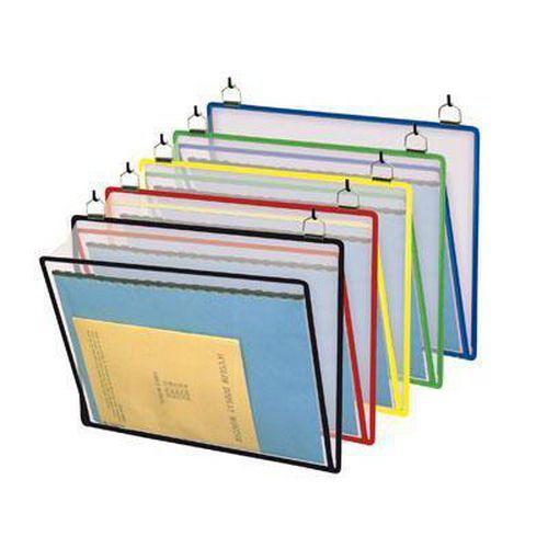 Informační rámečk Tarifold A4, se dvěma oky, mix barev