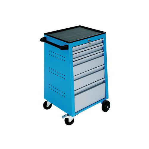 Montážní vozík, 92 x 56 x 44 - 50 cm
