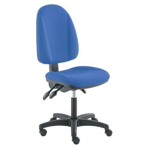 Kancelářská židle Dona, modrá