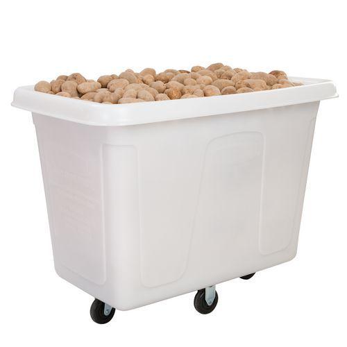 Rubbermaid Velkoobjemový plastový kontejner s kolečky, 200 l - Prodloužená záruka na 10 let
