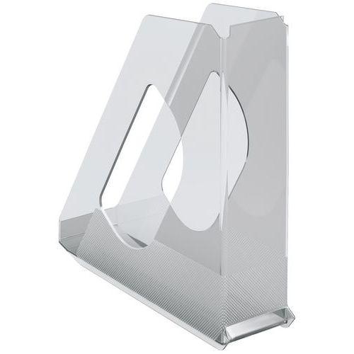 Stojanový odkladač pro formát A4+, balení 6 ks, průhledný