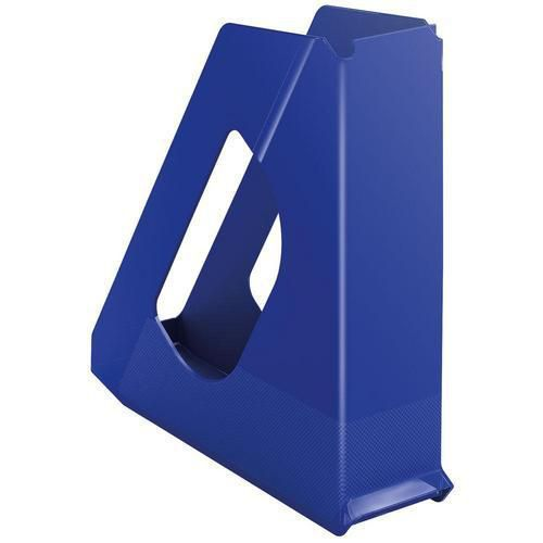 Stojanový odkladač pro formát A4+, balení 6 ks, modrý