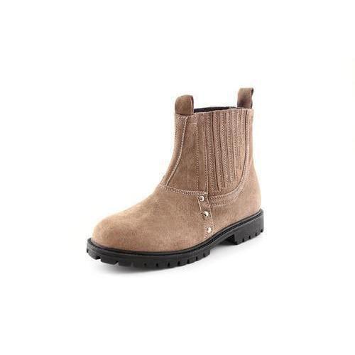 Pracovní kožené kotníkové boty CXS Kale, hnědé