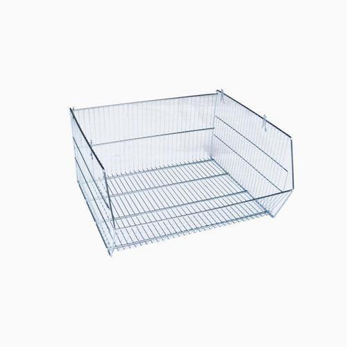 Drátěný box 33 x 63 x 50 cm