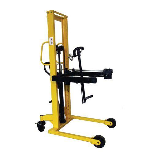 Vysokozdvižný vozík pro sudy s naklápěním vpřed