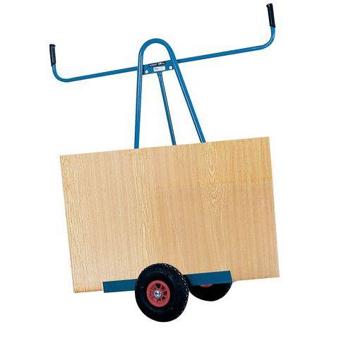 Vozík na rozměrné tabule, do 300 kg