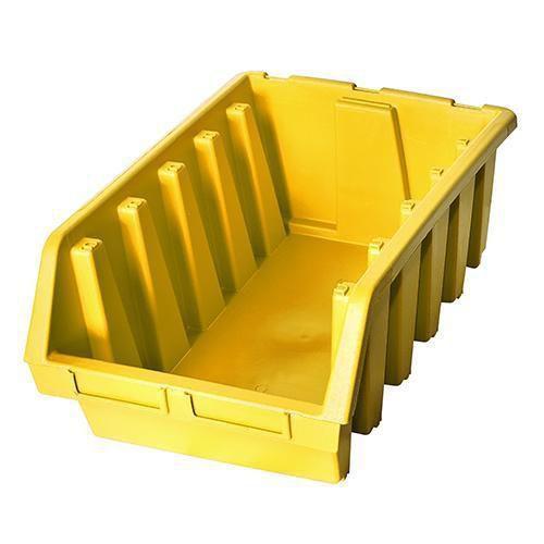 Plastový box Ergobox 5 18,7 x 50 x 33,3 cm, žlutý