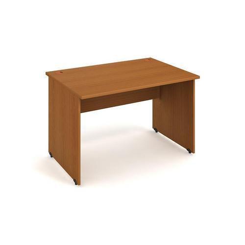 Kancelářský stůl Gate, 120 x 80 x 75,5 cm, rovné provedení, dezé