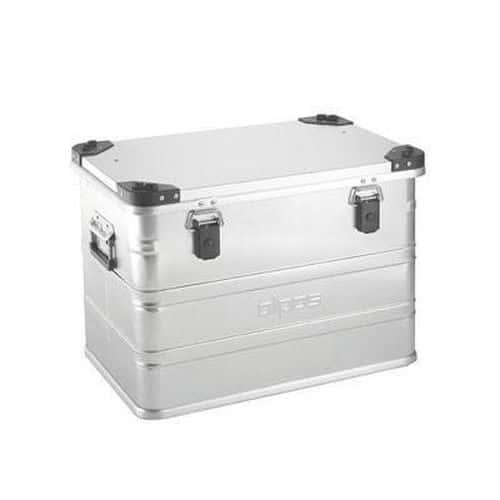 Hliníkový přepravní box, plech 1 mm, 76 l