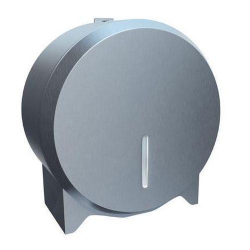 Zásobník na toaletní papír v rolích Merida Stella Mini, nerez