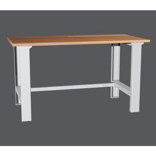 Dílenský stůl Economy, 83,5 x 150 x 75 cm - Prodloužená záruka na 10 let