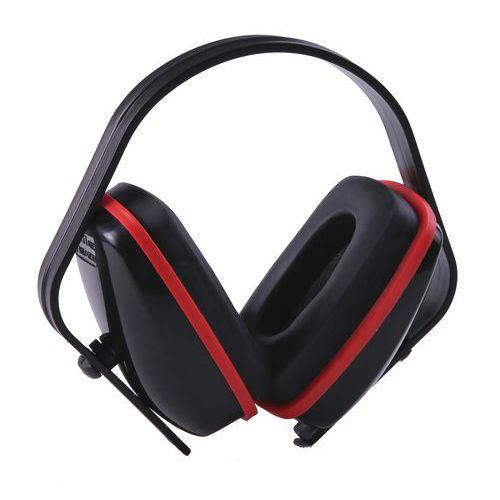 Mušlový chránič sluchu Manutan, útlum 23 dB