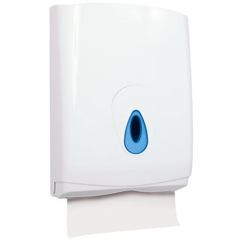 Zásobník na skládané papírové ručníky Merida Top - Maxi