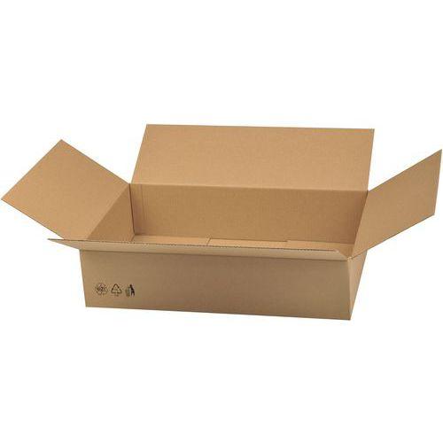 Kartonová krabice, 150 x 600 x 400 mm, 3 VVL