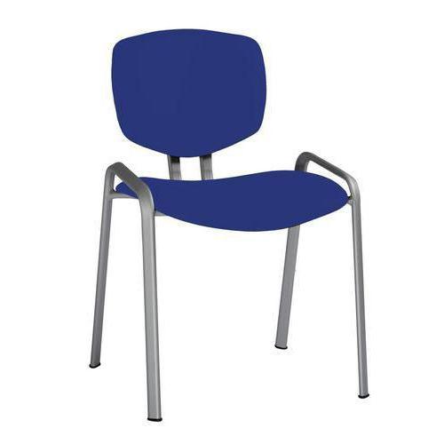 Konferenční židle Isy, modrá