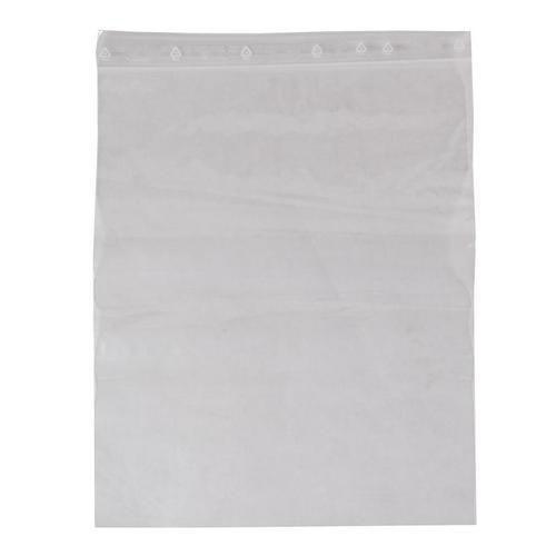 Uzavíratelné sáčky se zipem Manutan, 320 x 230 mm, 1 000 ks