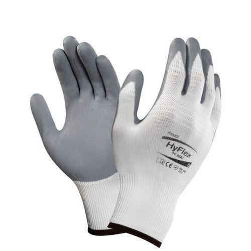 dd8a314c378 Nylonové rukavice Ansell polomáčené v nitrilu