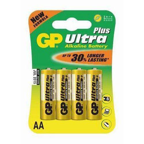 Baterie GP Ultra Plus Alkaline LR6 (AA, tužka)