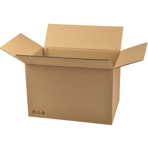 Kartonová krabice, 400 x 600 x 400 mm