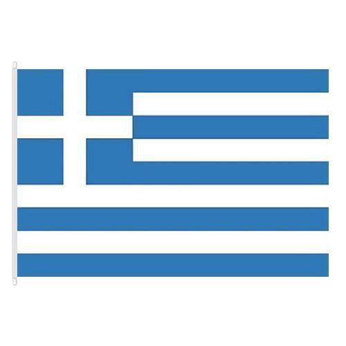 Státní vlajka, s karabinou, 150 x 100 cm, Řecko