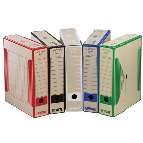 Archivní boxy Wall Color, 25 ks