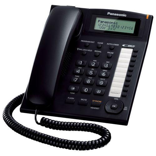 Telefon Panasonic KX-TS 880FXB