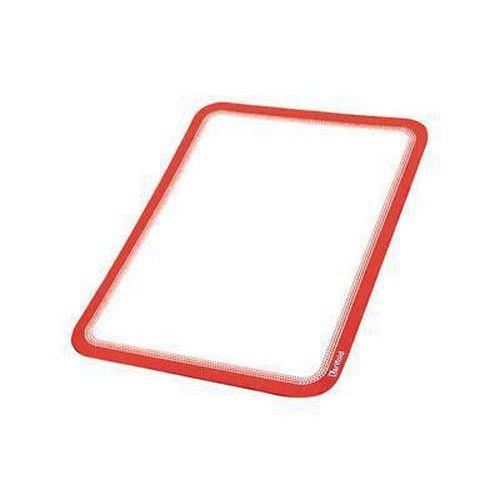 Informační kapsa Varna A4, magnetická, červená