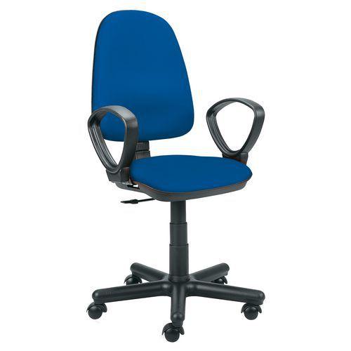 Kancelářská židle Perfect, modrá