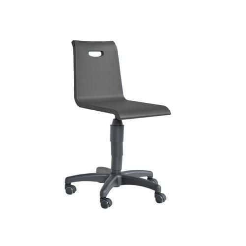 Pracovní židle Gita, černá