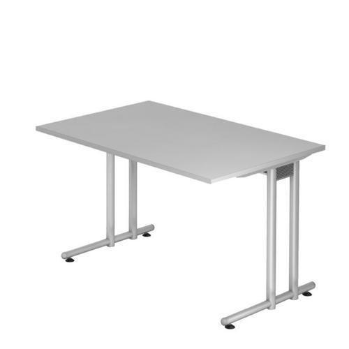 Kancelářský stůl Nomeris, 120 x 80 x 72 cm, rovné provedení, svě