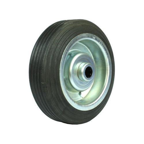 Gumové pojezdové kolo, průměr 250 mm, valivé ložisko