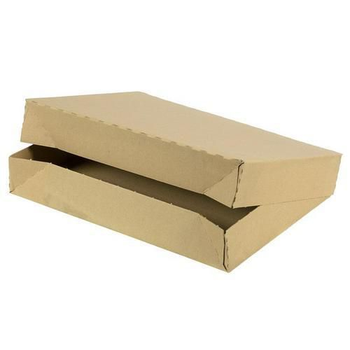 Kartonová krabice s víkem, 52 x 308 x 221 mm