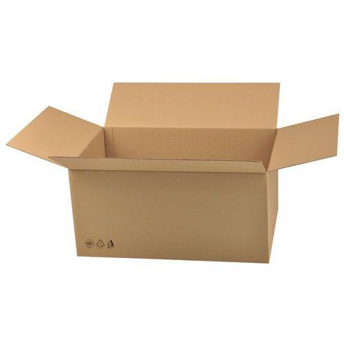 Kartonová krabice, 300 x 600 x 400 mm, 3 VVL