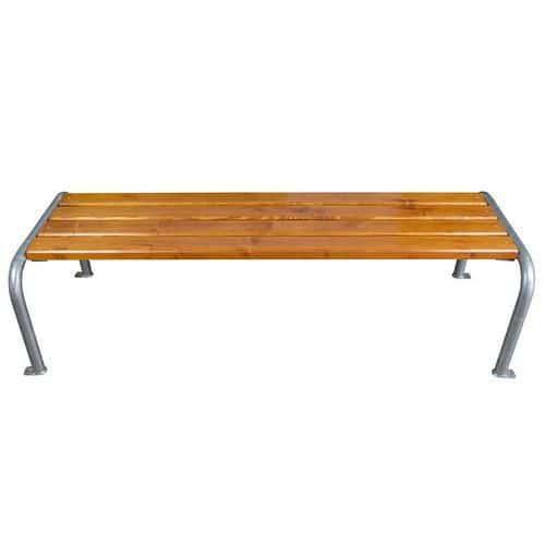 Parková lavička Daisy, šířka 160 cm