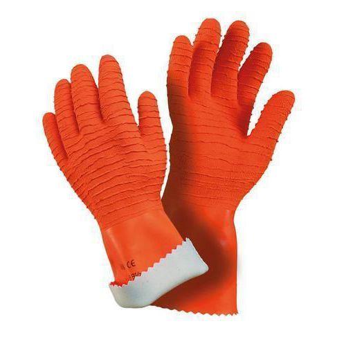 Mapa Professionnel Latexové rukavice Mapa, červené, vel. 10