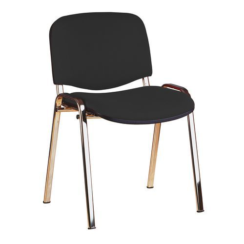 Konferenční židle ISO Leath Chrom