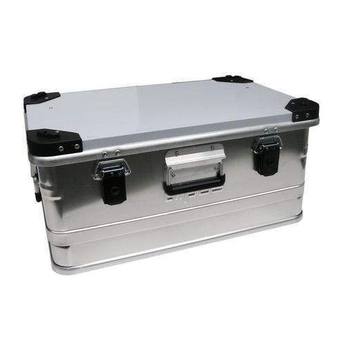 Hliníkový přepravní box, plech 1 mm, 47 l